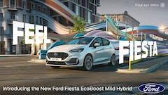 Fresh New Fiesta