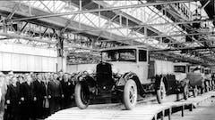 Ford Dagenham Celebrates 90 Years